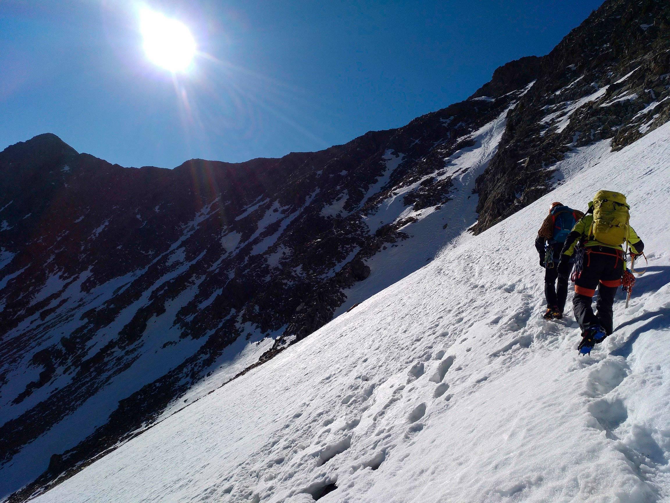 Bateig d'Alpinisme – 1/2 dia