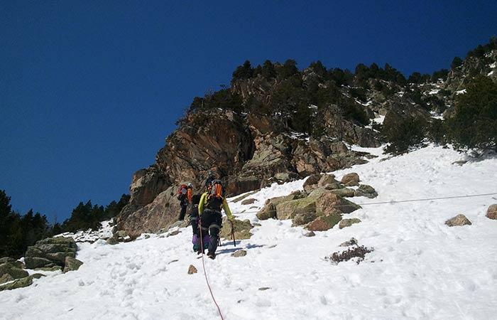 Bateig Alpinisme