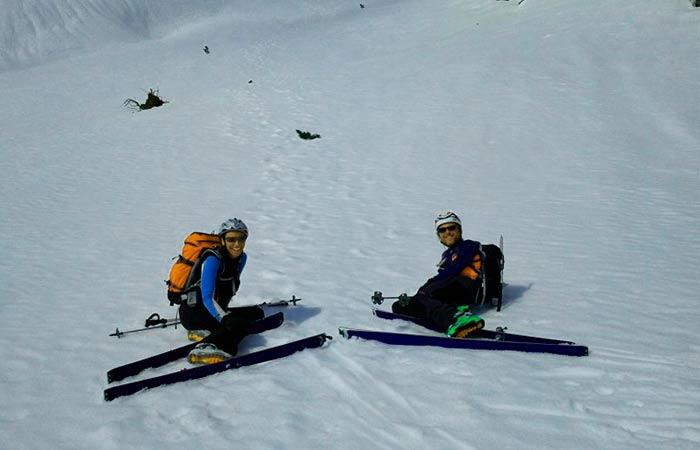 Bateig Esquí de Muntanya – 1/2 dia