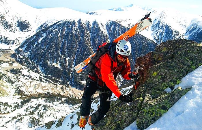 Curs Avançat Esquí Muntanya – 4 dies