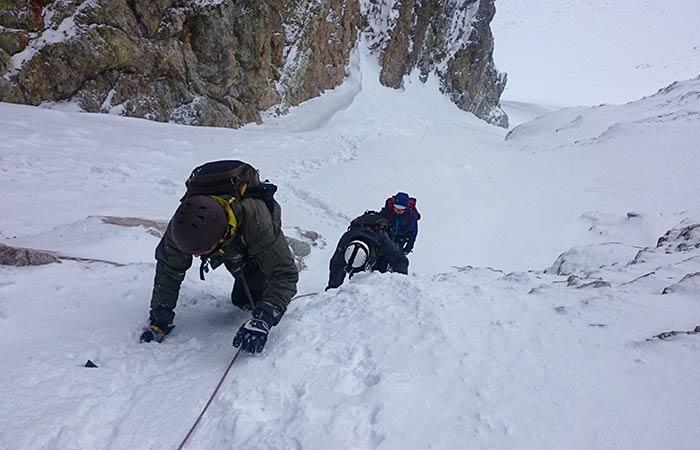 Curs Iniciació Alpinisme – 2 dies