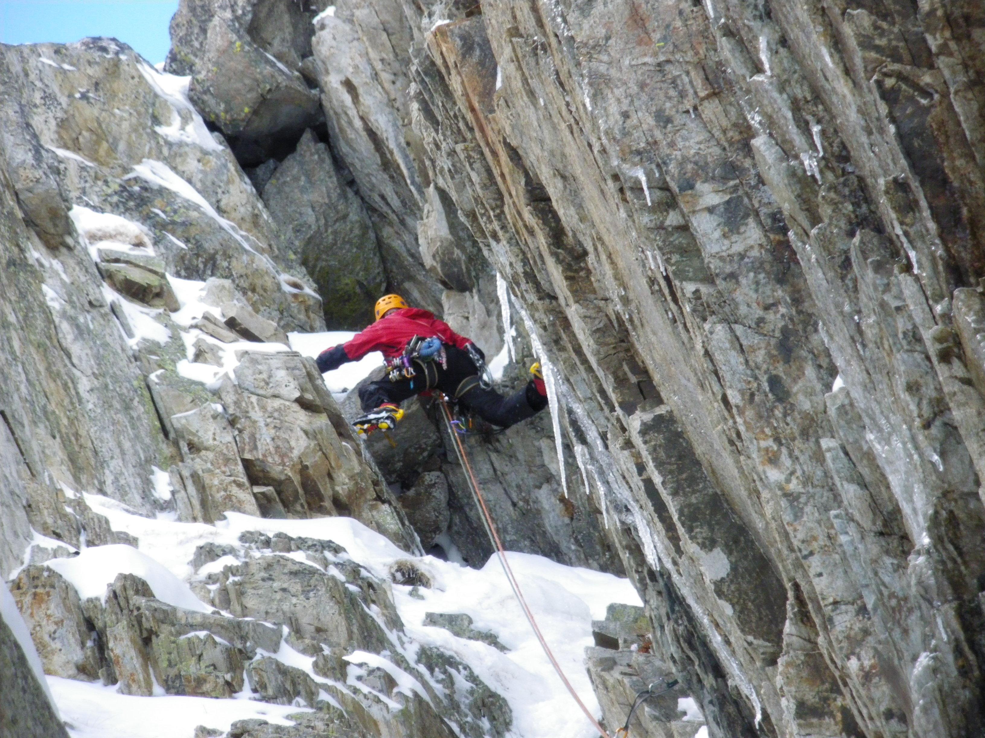 Curs Alpinisme Nivell 3