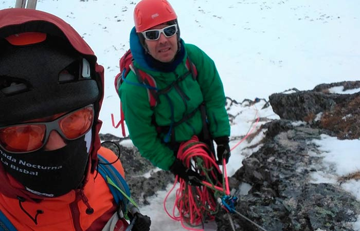 Sortides Pràctiques Alpinisme – Nivell 2