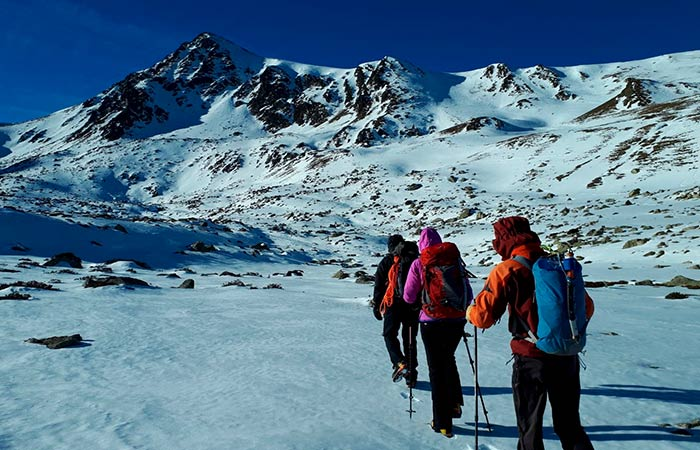 Sortides Pràctiques Alpinisme – Nivell 1
