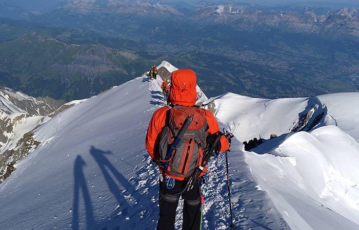 Stage Mont Blanc 7 dies