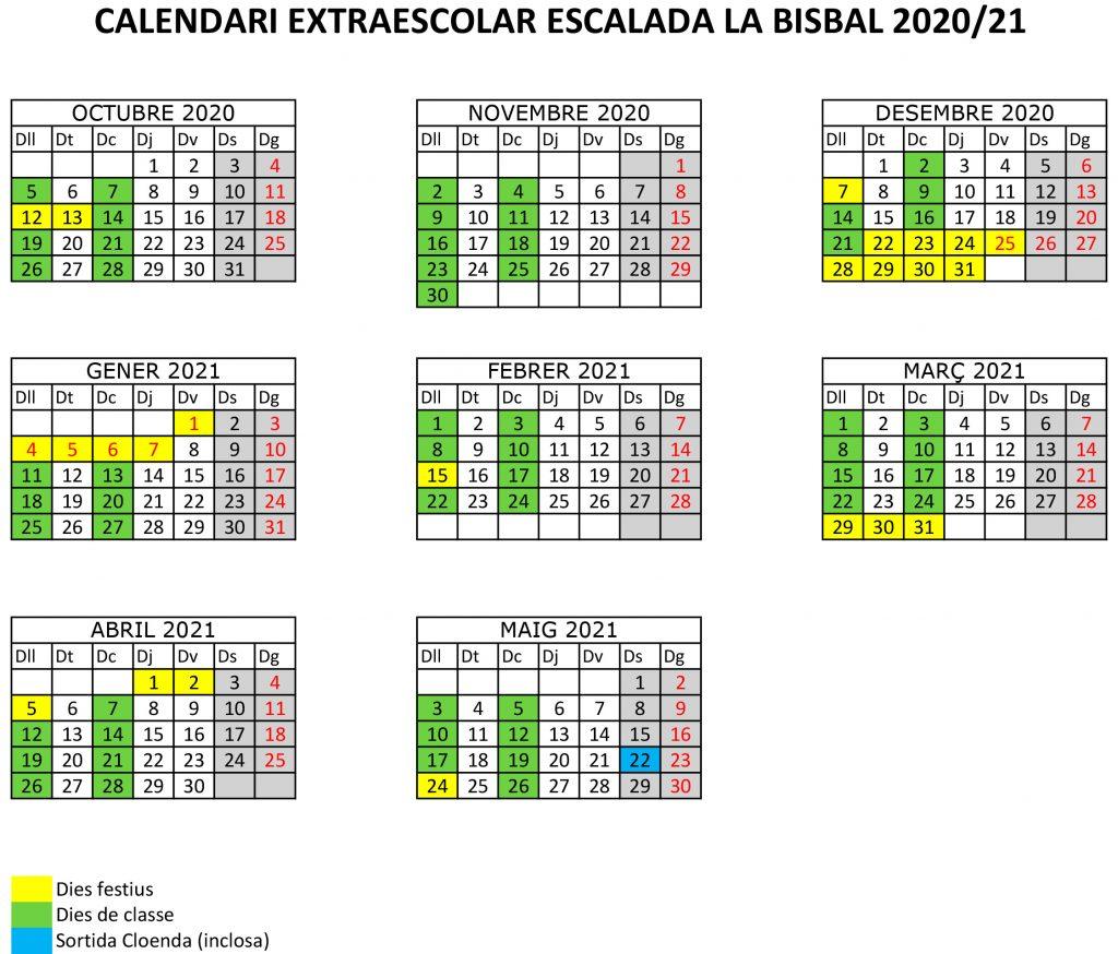 calendari-extraescolar-escalada_la-bisbal-2020