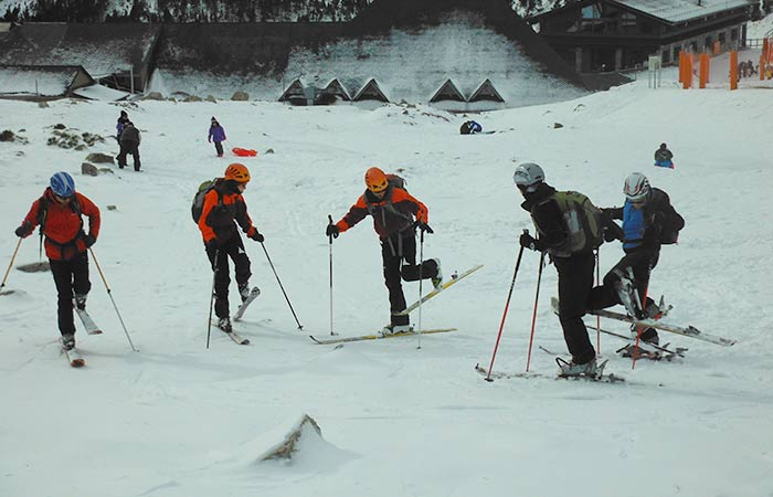 Curs alpinisme nivell 4