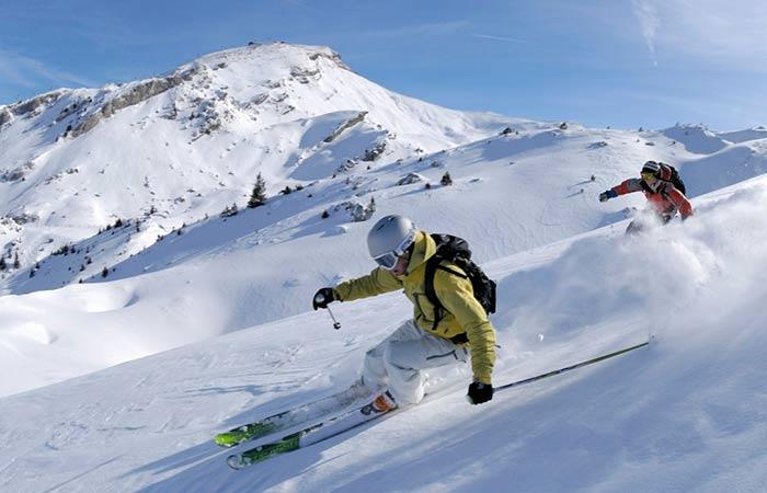 Classes Free Ride (esquí fora pista)