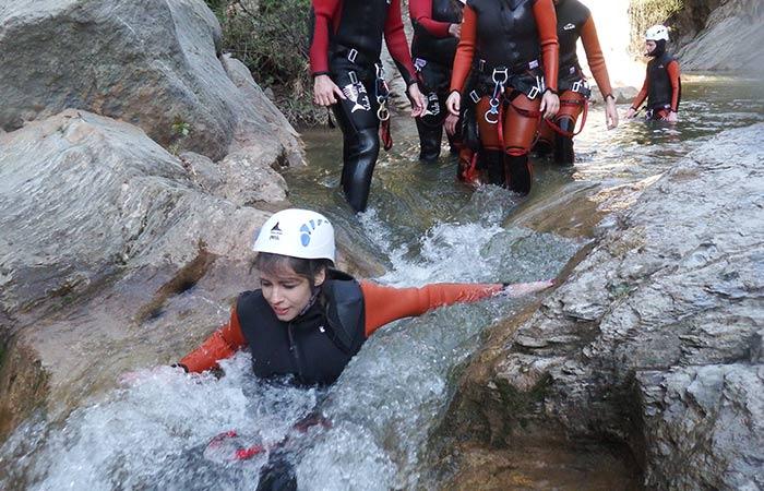 Colònies d'aventura a la muntanya (Alt Empordà)