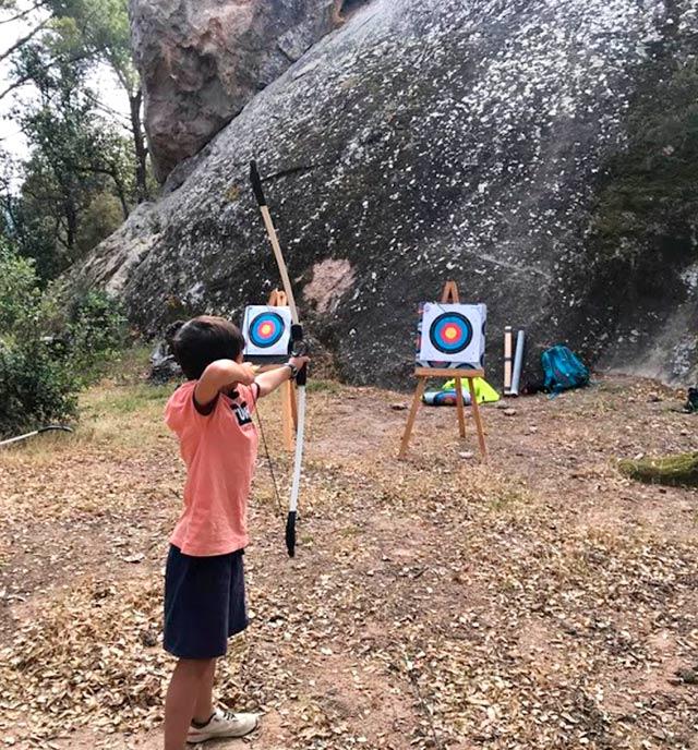 Activitats per escoles i grups d'esports de muntanya
