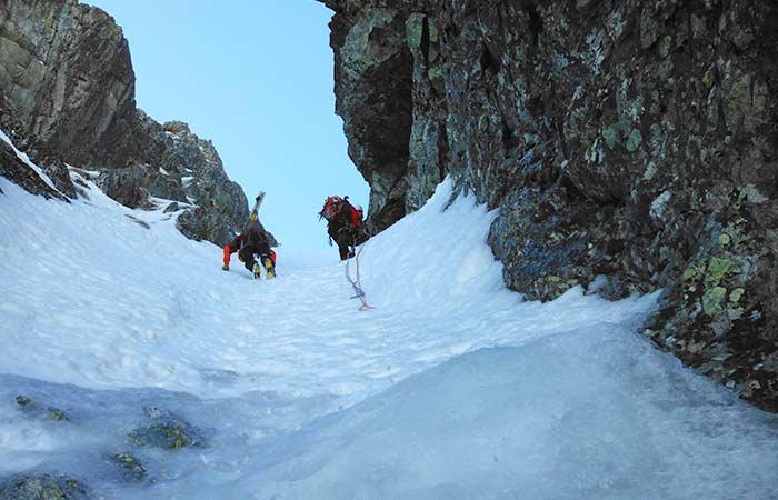 Sortides Pràctiques Alpinisme – Nivell 3